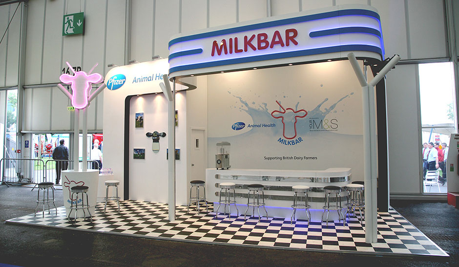 Exhibition Stand Design - CEI Exhibitions